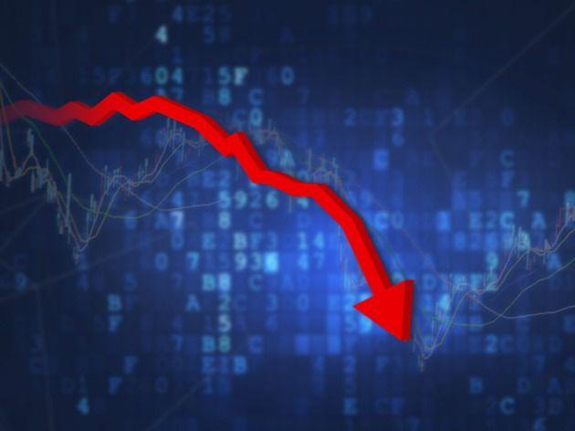 紫天科技等个股纷纷下挫 软件概念股跌幅居前