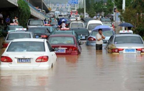 汽车淹水后是先报警还是先报保险3