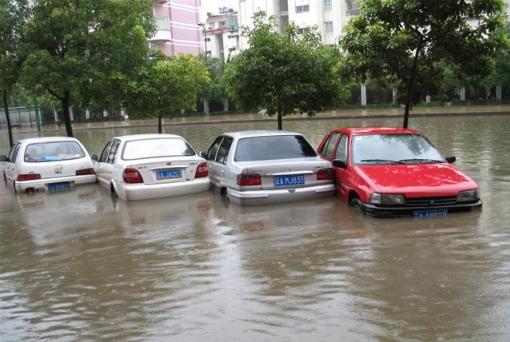 汽车泡水了保险公司赔新车吗2